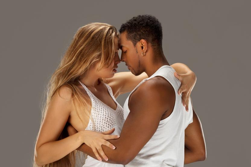 Interracial truth sex