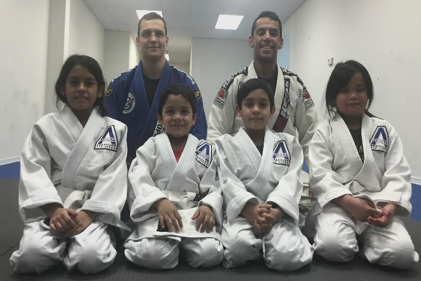 A Force Brazilian Jiu Jitsu