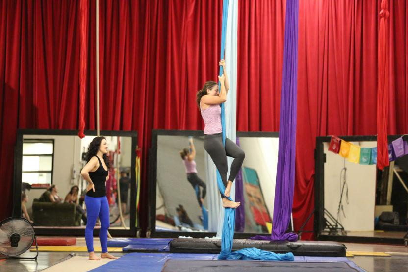 Aerial Physique