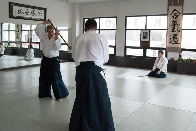 Aikido Of Westchester Weapons Vendor Supplied