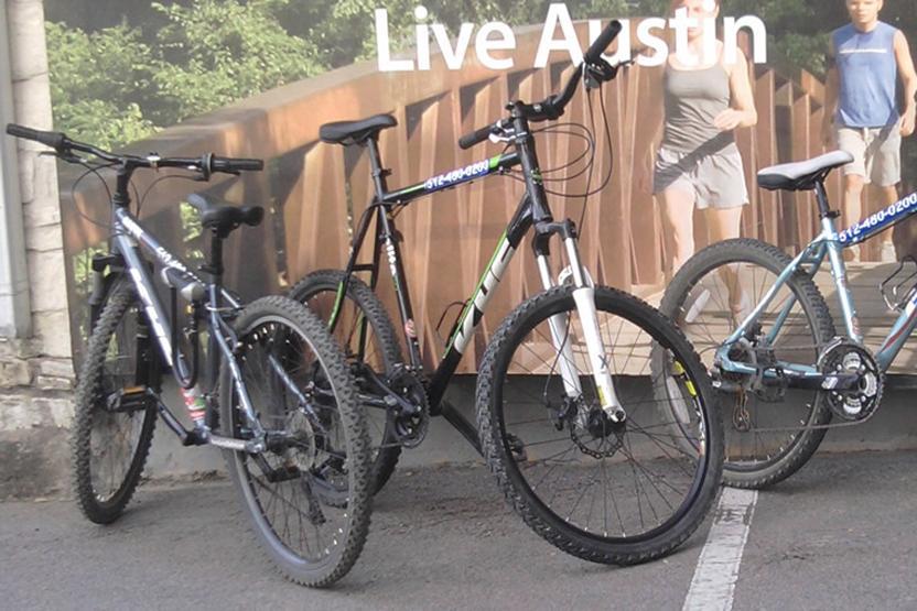 Barton Springs Bike Rentals And Tours Mountain Bike Rental