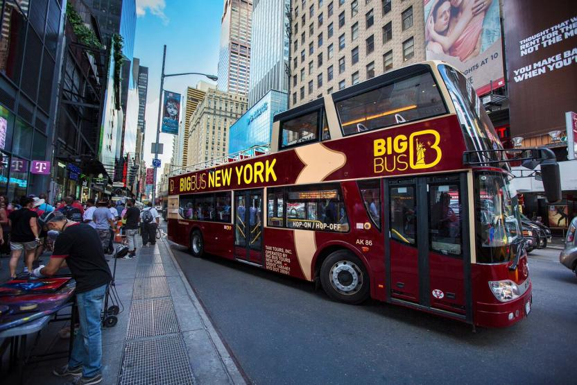 Big Bus New York
