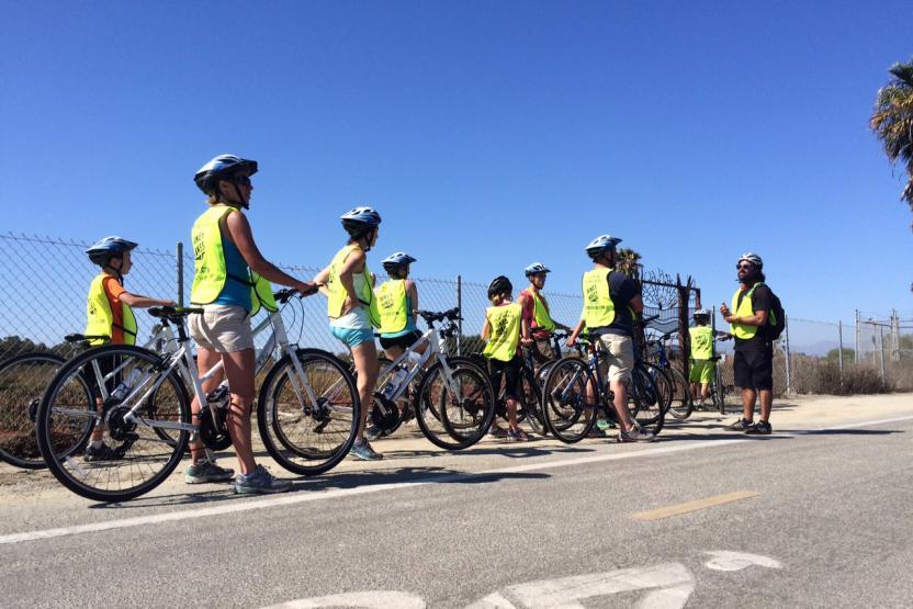 Bikes And Hikes LA La In A Day