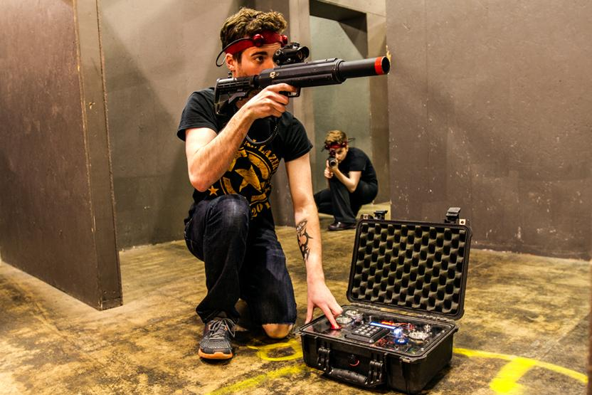 CMP Tactical Lazer Tag