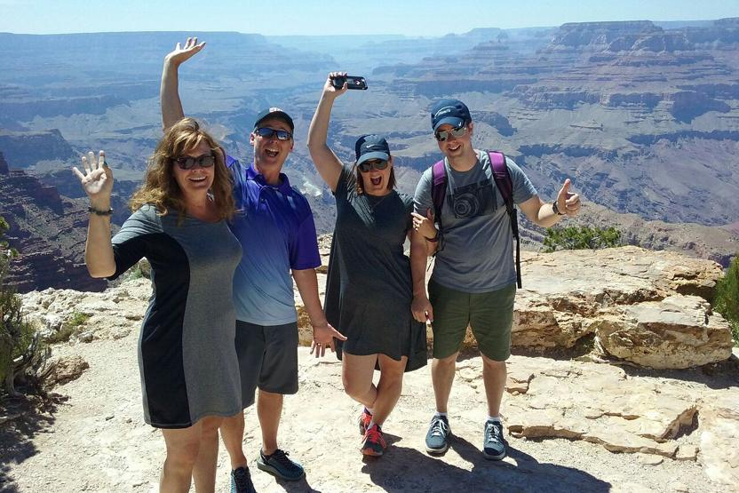 DETOURS AZ Grand Canyon Day Tour