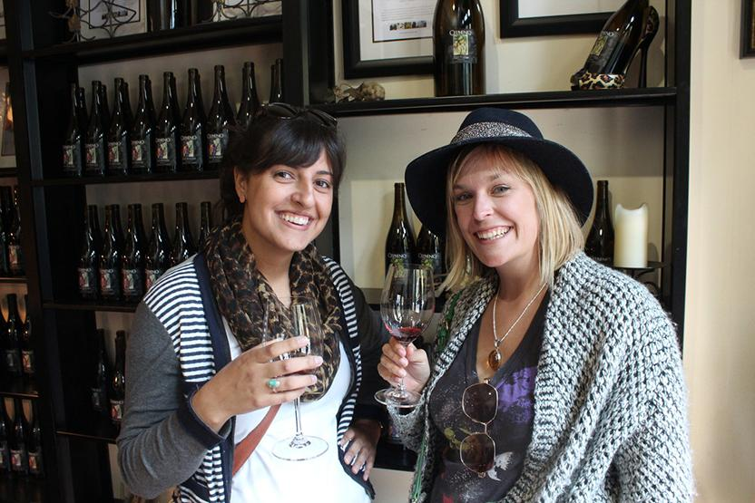 Evergreen Escapes Woodinville Wine Tour