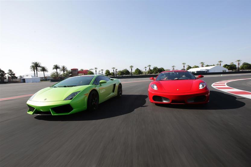 Exotics Racing Los Angeles
