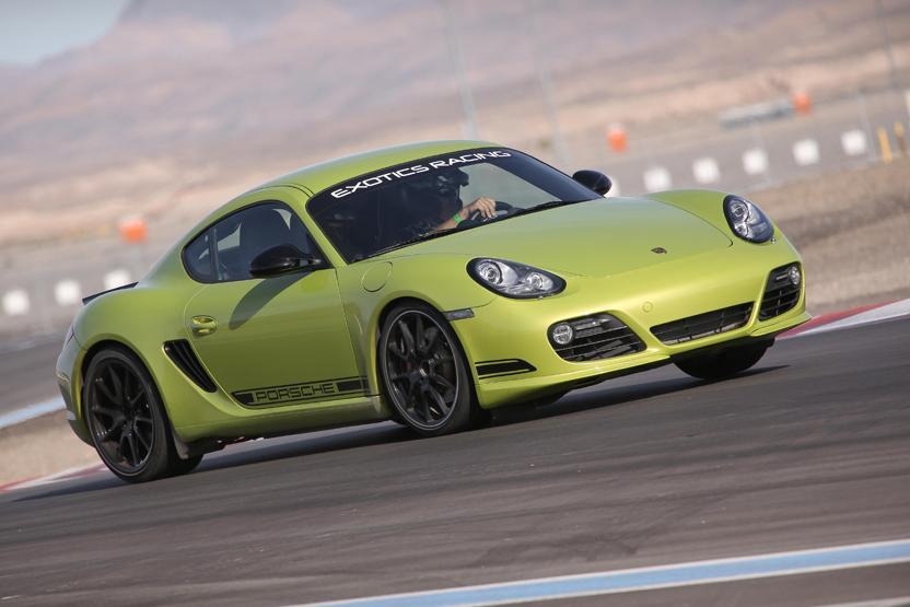 Exotics Racing Los Angeles Porche Cayman S