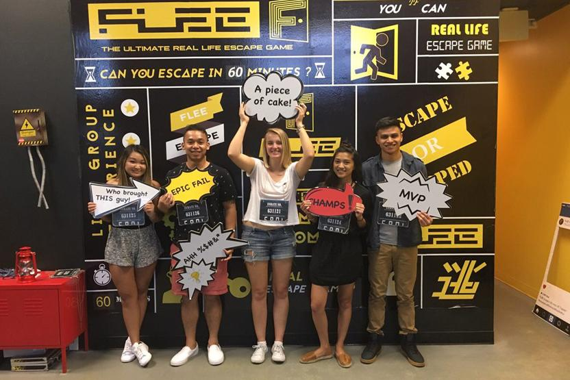 FLEE Escape Game