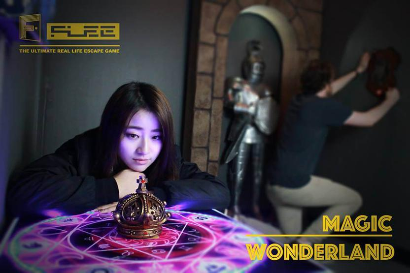 FLEE Escape Game Magic Wonderland