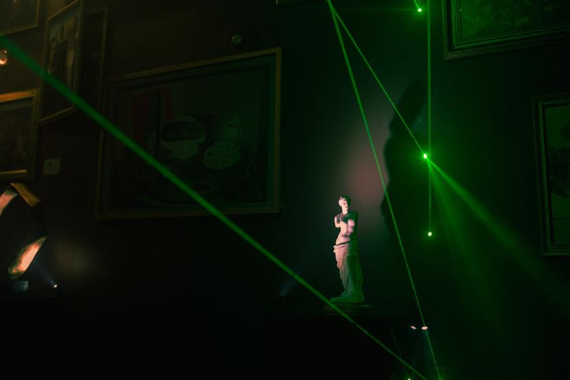FLEE Escape Game Museum Heist