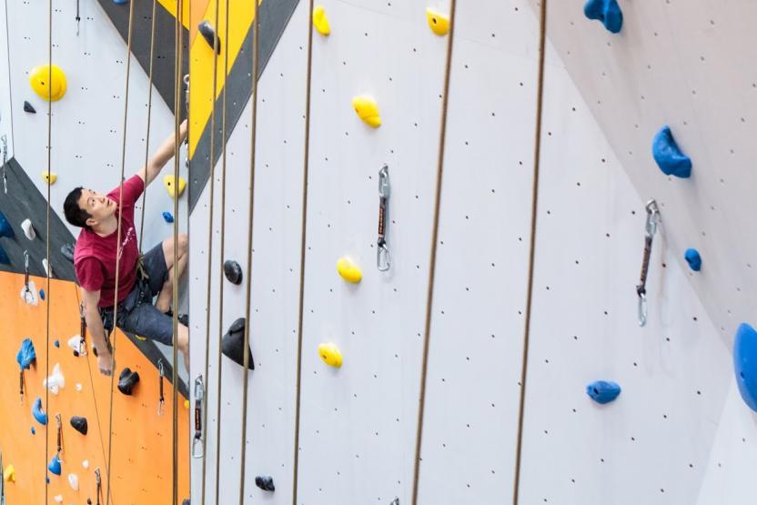 First Ascent Climbing