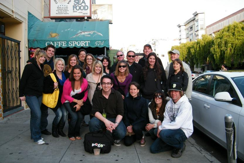Foot Fun Walking Tours North Beach
