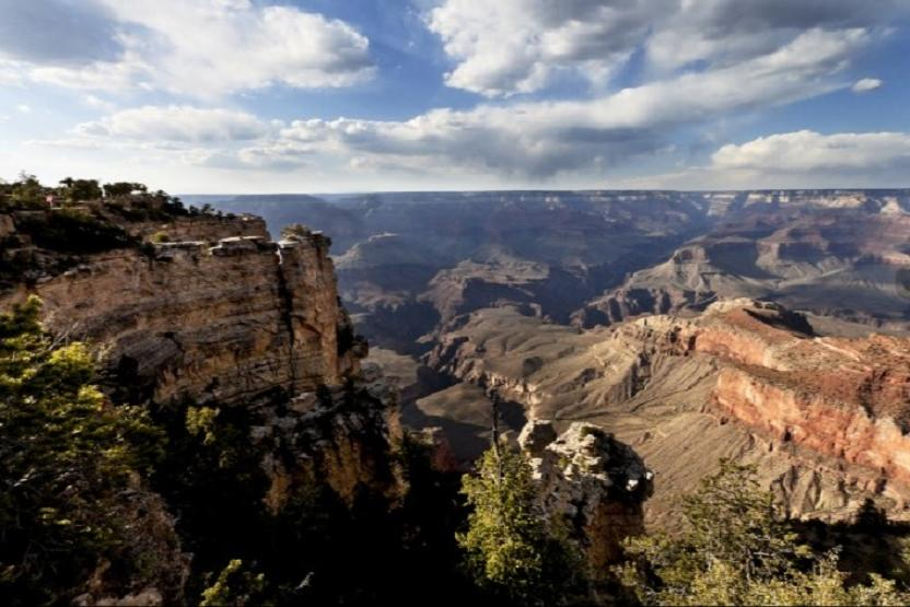 Grand Canyon Railway Adventure