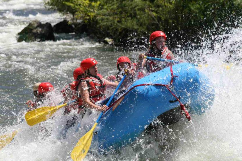 Incredible Adventures Whitewater Rafting