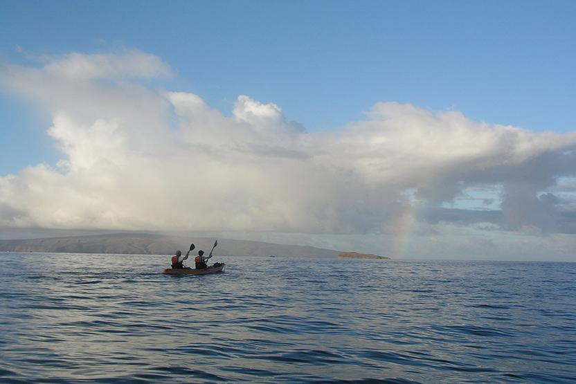 Maui Kayak Adventure Kayaking