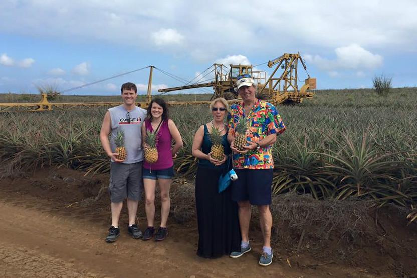 Maui Pineapple Tours