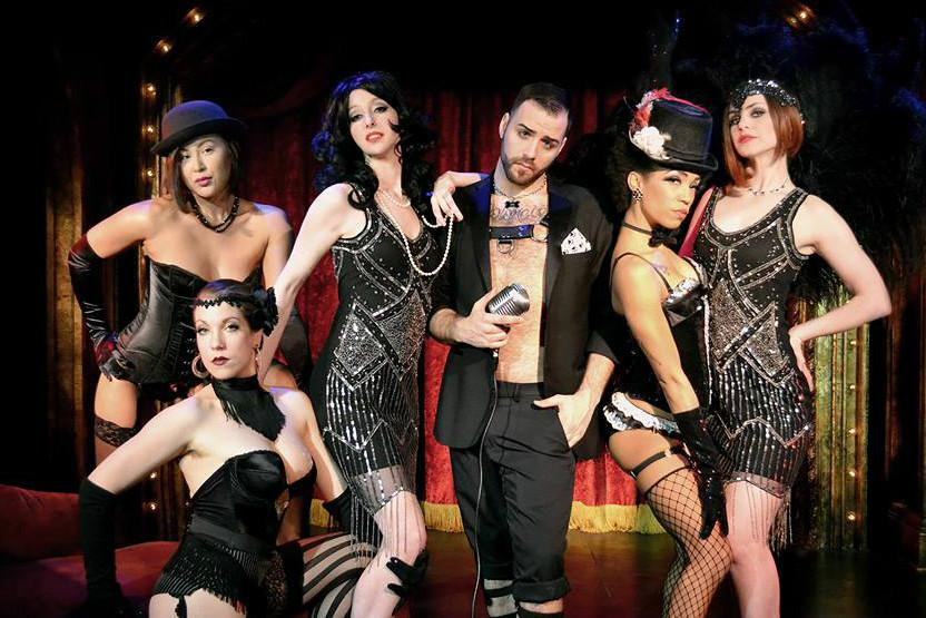 Naughty Little Cabaret Show