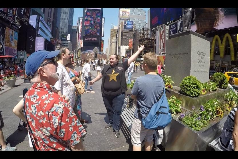 New York Broadway Tours Act Three