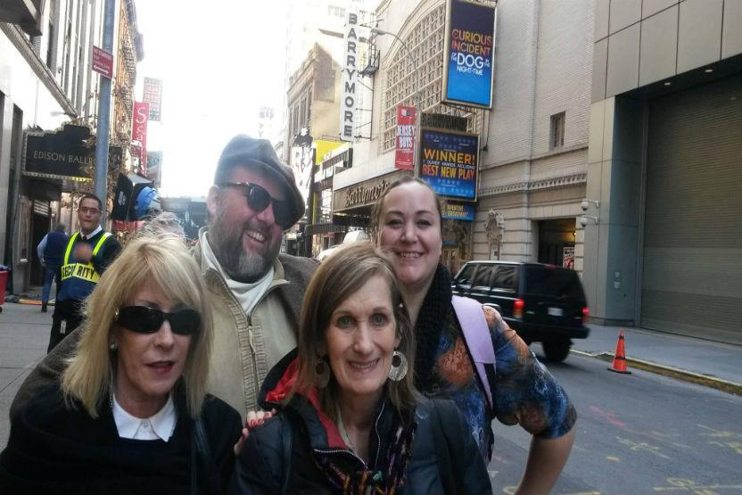New York Broadway Tours Act Two