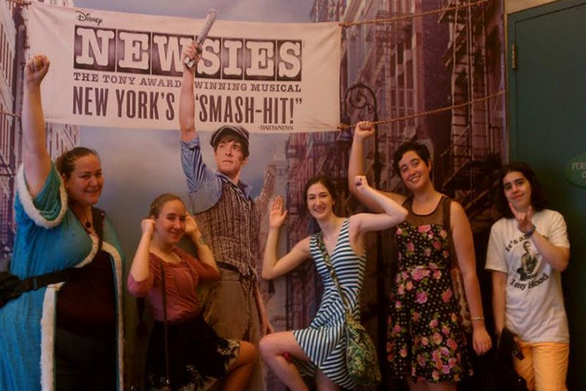 New York Broadway Tours Yiddish