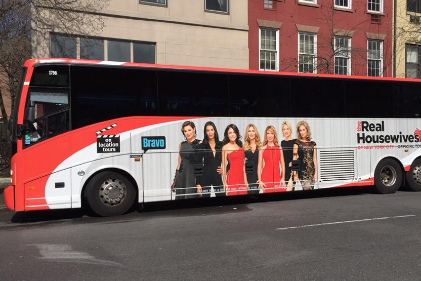 On Location Tours Real Housewives Of New York City Tour
