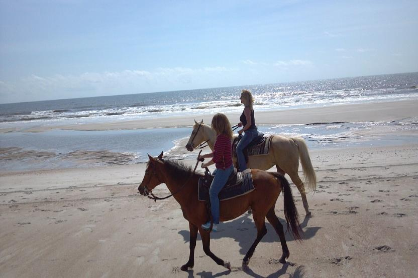 Ride The Beaches Of Amelia Island
