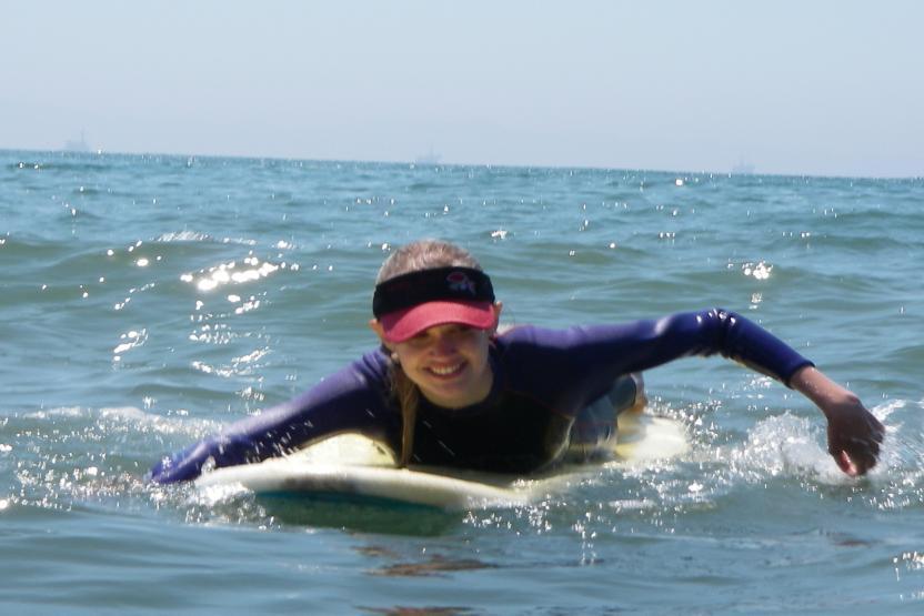 Santa Barbara Aventure Surf