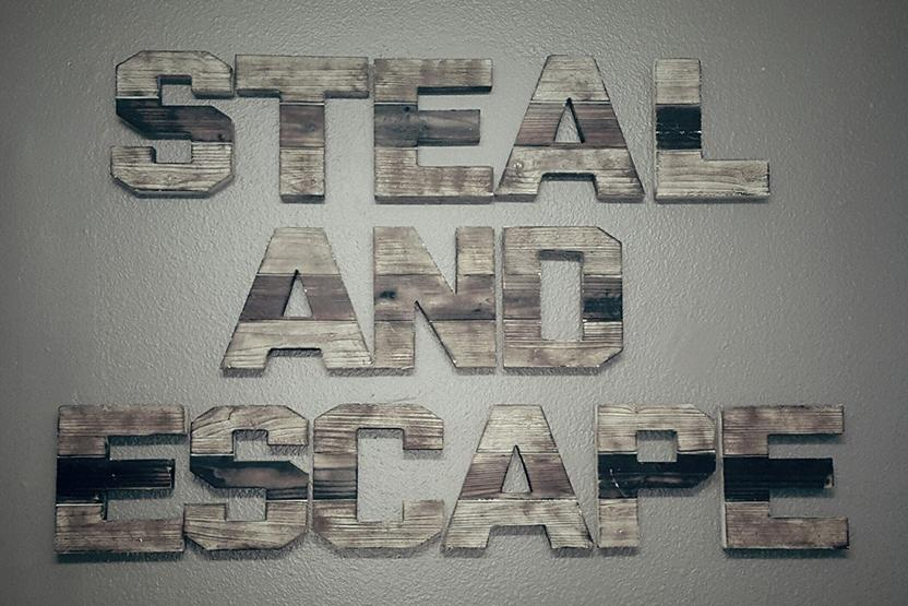 Steal And Escape