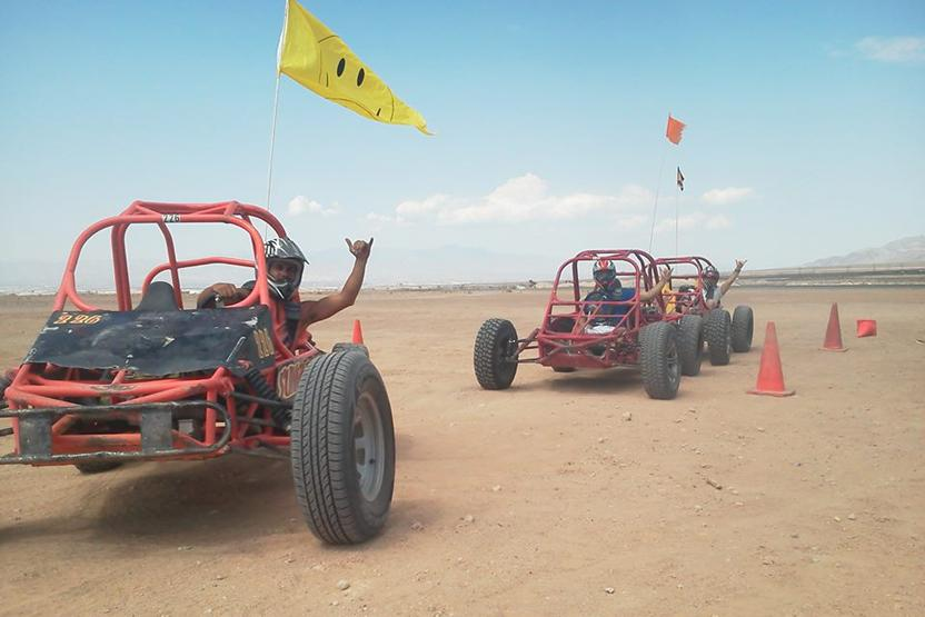 SunBuggy Fun Rentals Mini Baja Chase 2