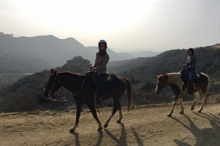 Sunset Ranch Hollywood Day Tour By Horseback User Supplied