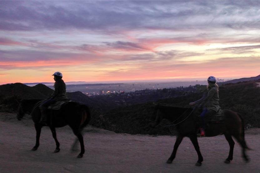 Sunset Ranch Hollywood Evening Dinner