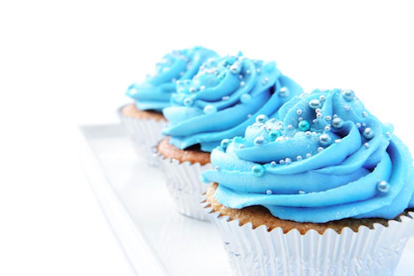 Taste Buds Kitchen Snow Princess Cupcakes Vendor Supplied