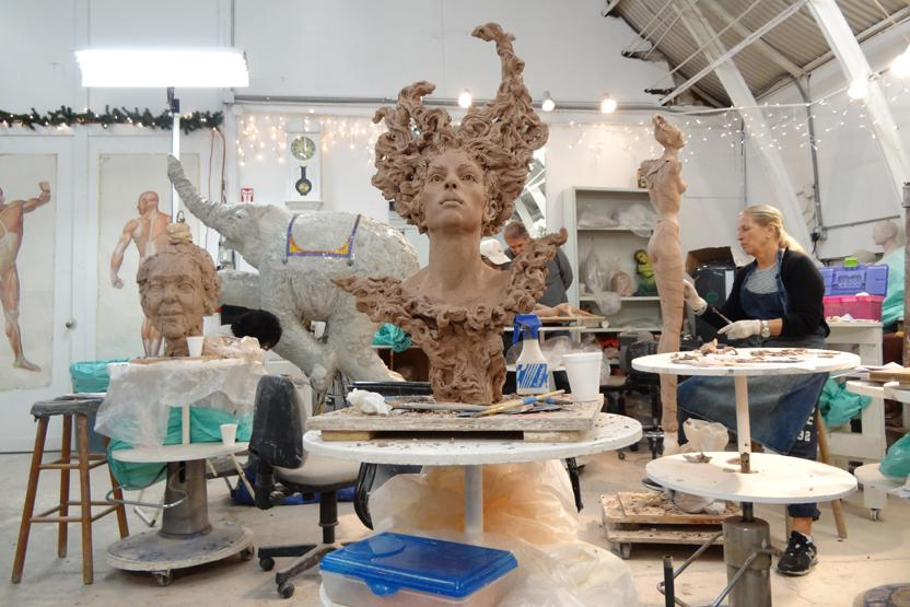 Teale Street Sculpture Studio