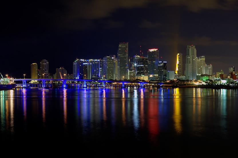 Tons Of Fun Tours Miami Night