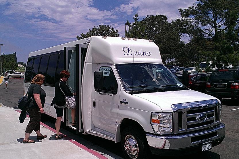 TourGuideTim SD Coastal La Jolla Torrey Pines