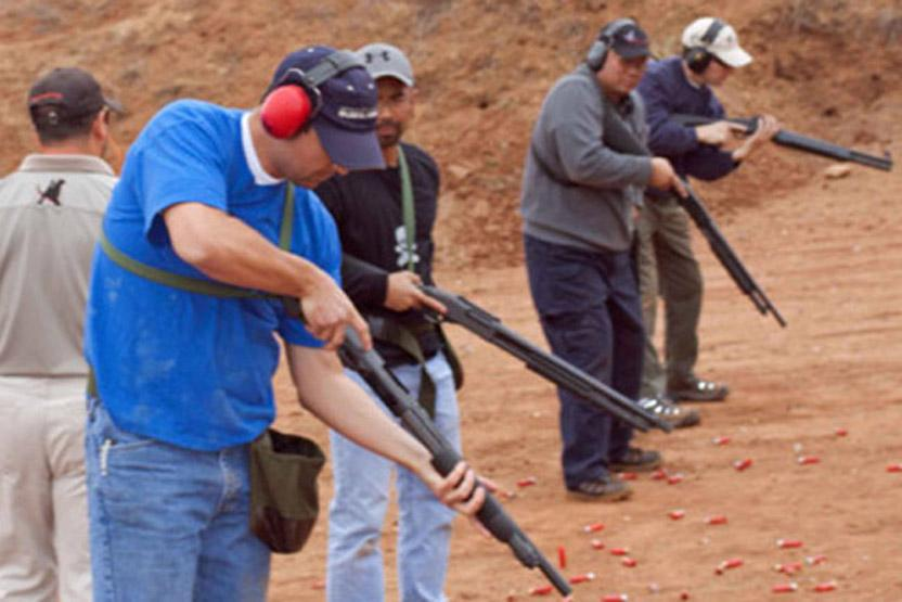 Training Aegis Academy How To Shoot A Shotgun