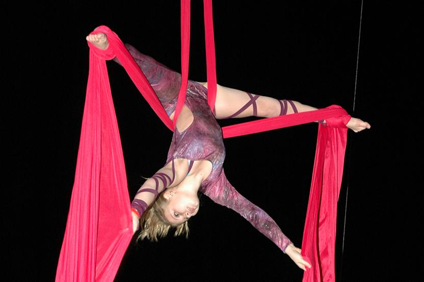 Trapeze Las Vegas Vendor Supplied