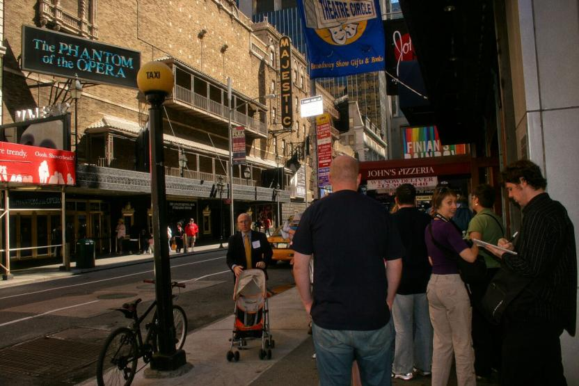 Uncle Sams New York