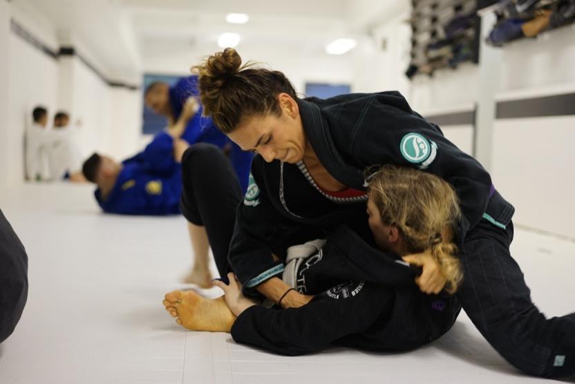 Unity Jiu Jitsu Women