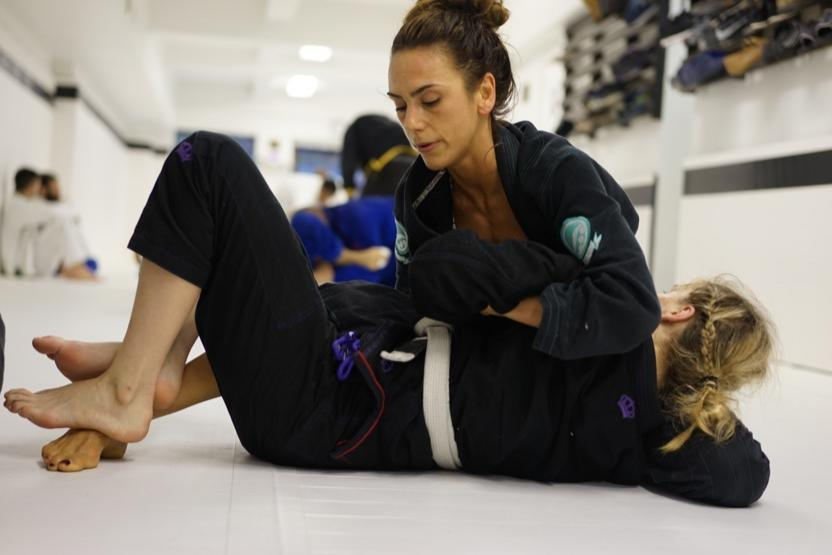 Women Only Open Jiu Jitsu Training Unity Brazilian Jiu