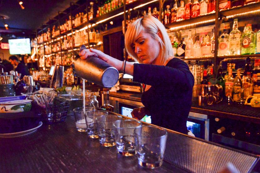 Urban Oyster Cocktail Tour
