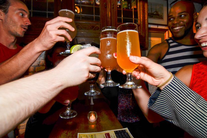 Urban Oyster Hamilton Happy Hour
