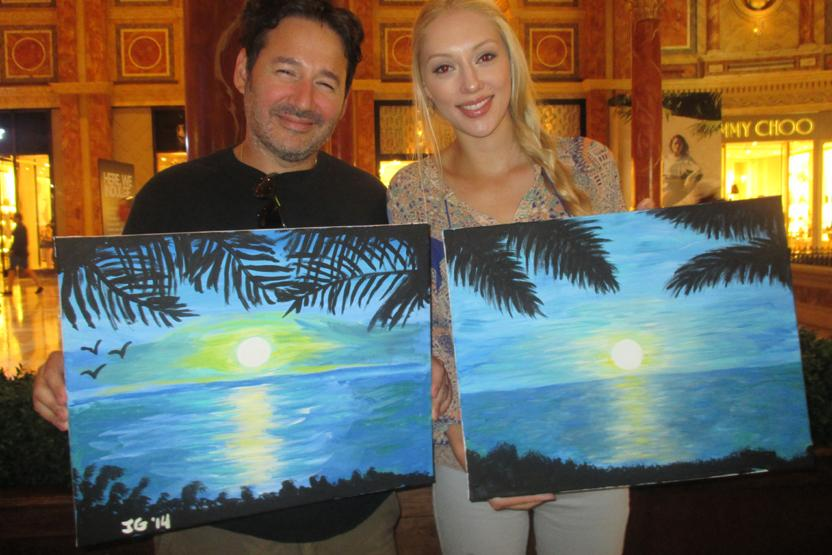 Vegas Painting Parties