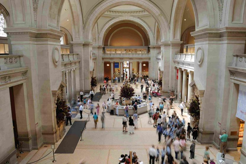Walks Of New York Metropolitan Museum