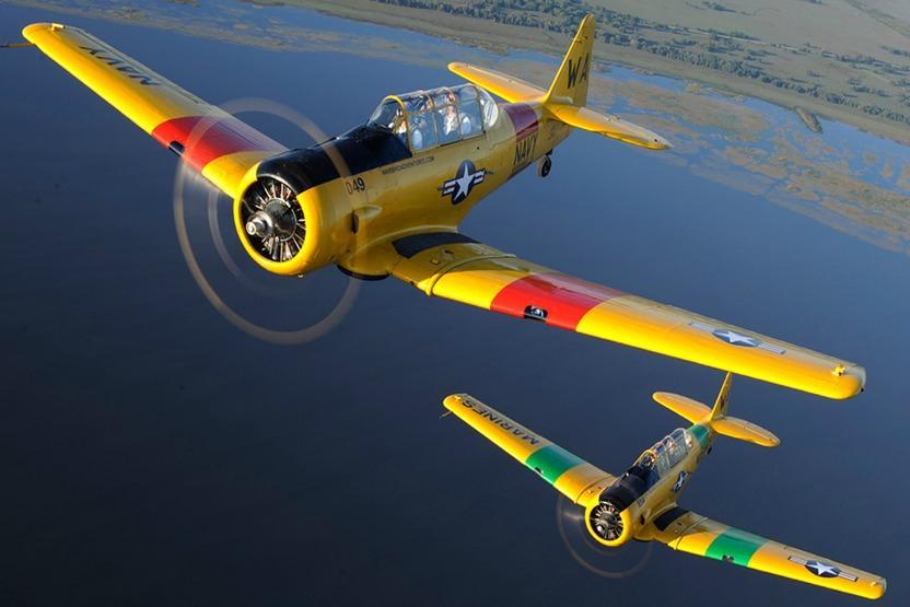 Warbird Adventures