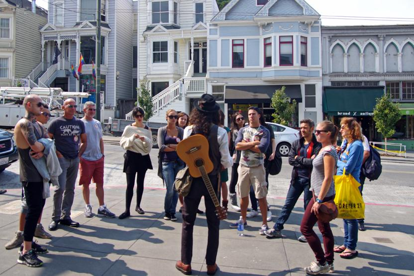 Wild SF Walking Tours Mission And Castro