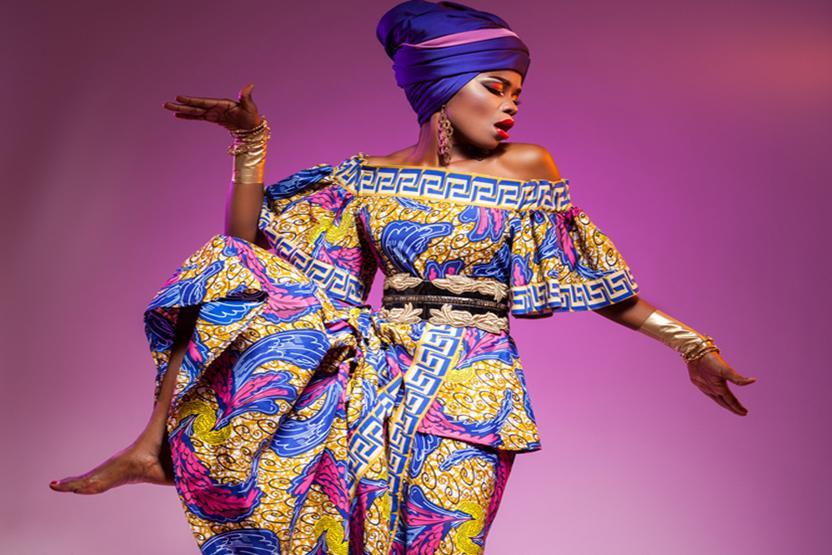 Afro Brazilian Dance