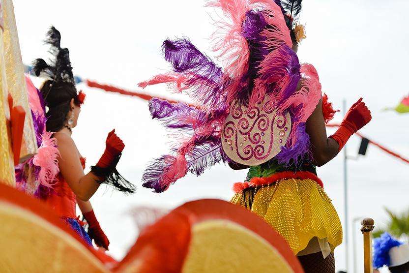 Afro Caribbean Dance