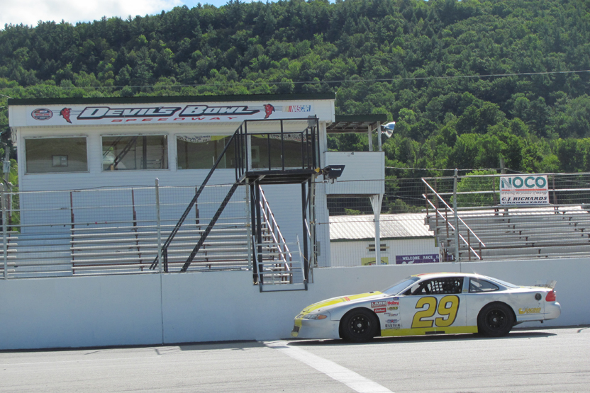Al Lanes Racing School